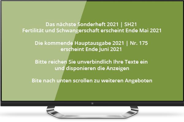 TV-Bild Angaben über Ausgaben